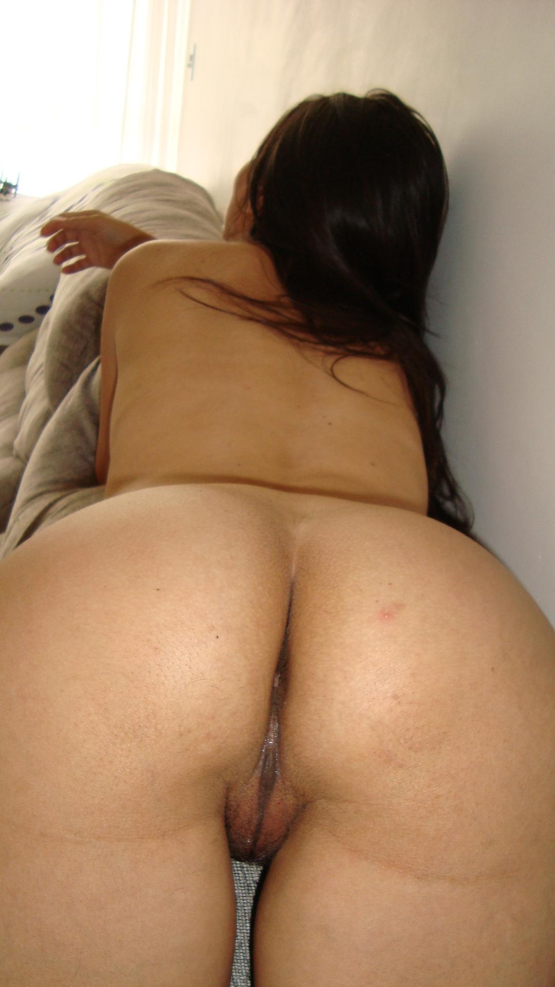 Wet pussy ass